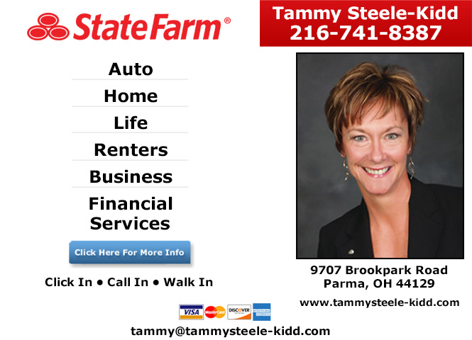 Tammy Steele-Kidd - State Farm Insurance Agent Listing Image