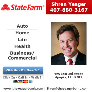 Shren Yeager - State Farm Insurance Agent Listing Image