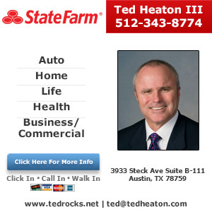 Ted Heaton III - State Farm Insurance Agent Listing Image