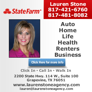 Call Lauren Stone - State Farm Insurance Agent Today!