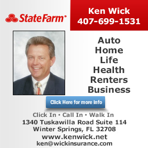 Ken Wick - State Farm Insurance Agent Listing Image