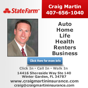 Craig Martin - State Farm Insurance Agent Listing Image