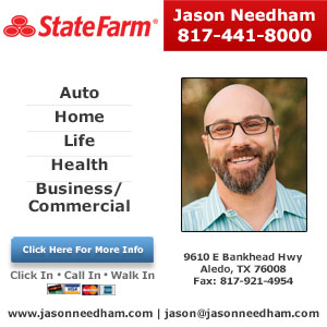 Call Jason Needham - State Farm Insurance Agent Today!