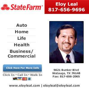 Call Eloy Leal - State Farm Insurance Agent Today!