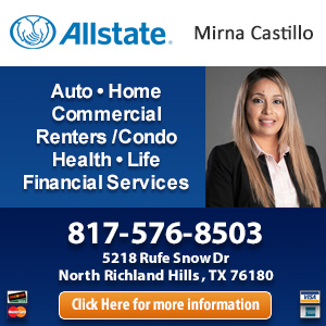Call Allstate Insurance Agent: Mirna Castillo Today!