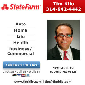 Call Tim Kilo - State Farm Insurance Agent Today!