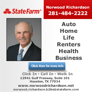 Norwood Richardson - State Farm Insurance Agent Listing Image