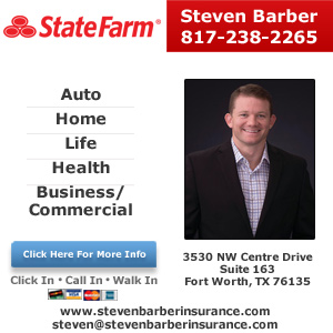 Call Steven Barber - State Farm Insurance Agent Today!