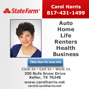 Call Carol Harris - State Farm Insurance Agent Today!