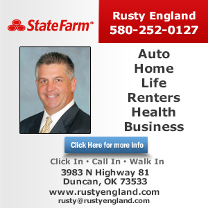 Rusty England - State Farm Insurance Agent Listing Image