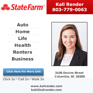 Kali Render State Farm Insurance Agent Listing Image